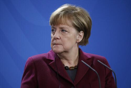 """Warum """"Freiheit"""" für Merkel etwas ist, was sie """"gibt"""""""