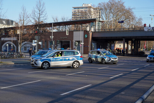 Schießerei Berlin Heute