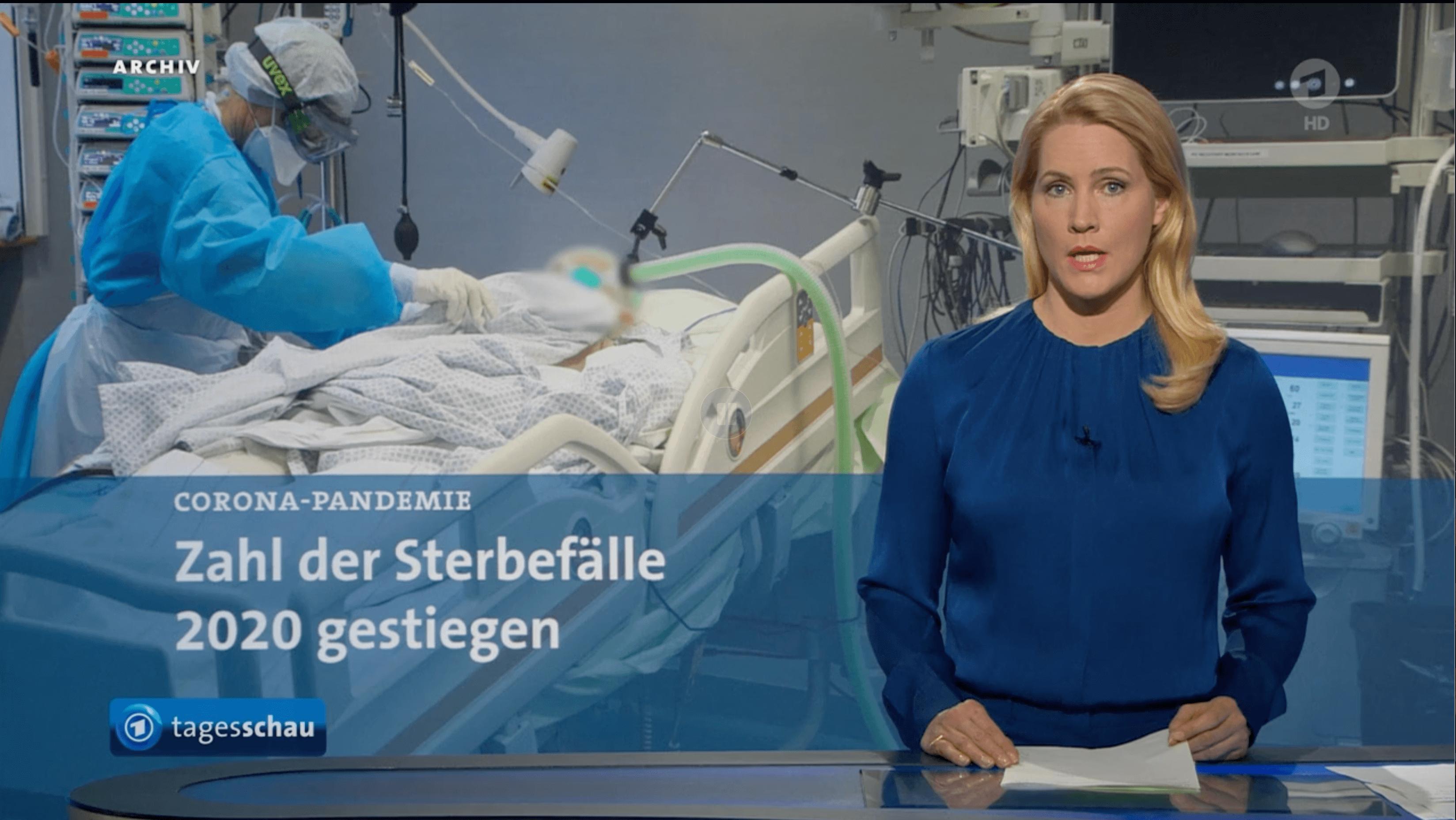Wie die Tagesschau mit Übersterblichkeit trickst - reitschuster.de