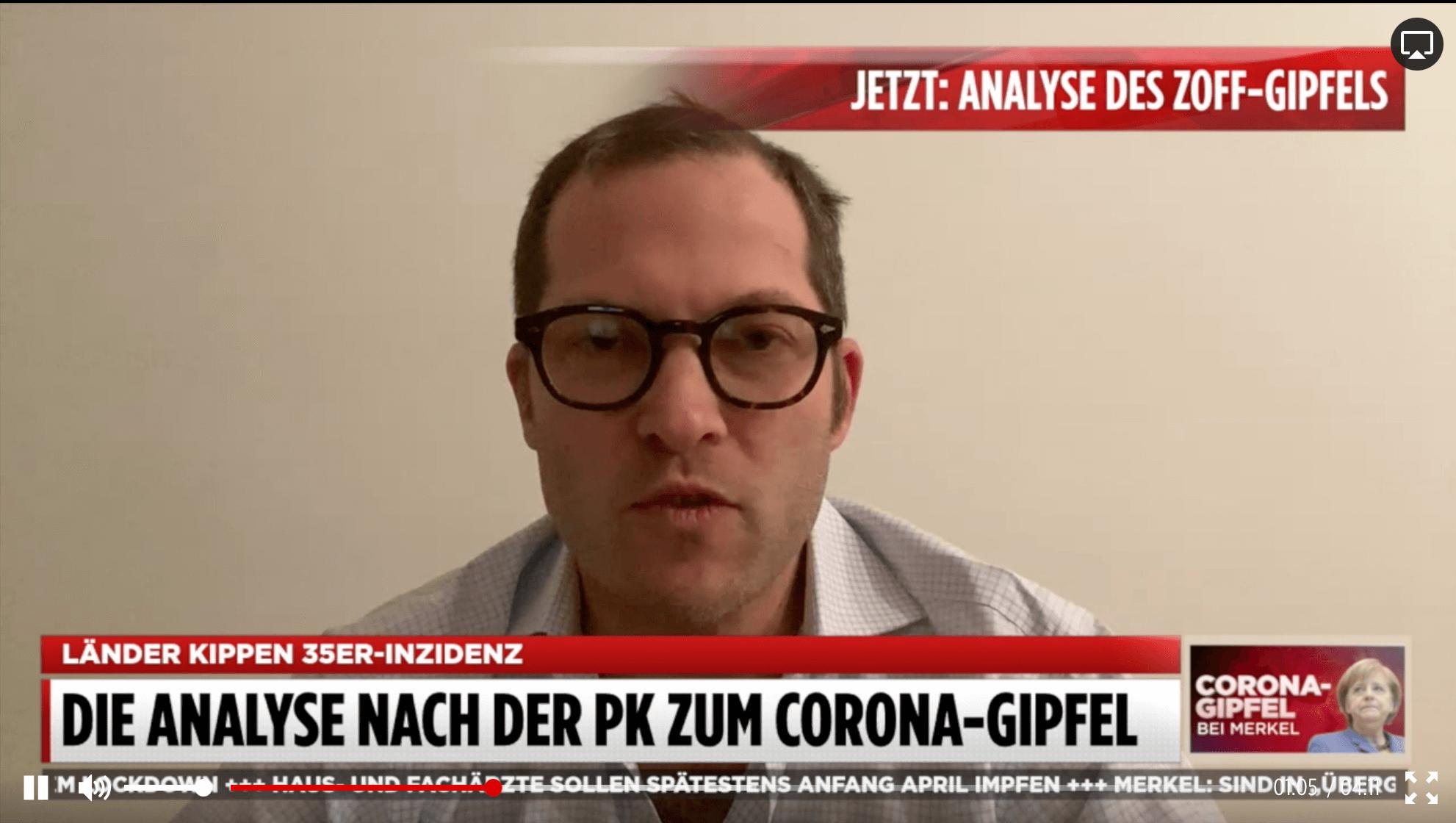 """Nach Hammer-Kritik an Merkel: Bild-Chef unter """"Fehlverhalten""""-Verdacht - reitschuster.de"""
