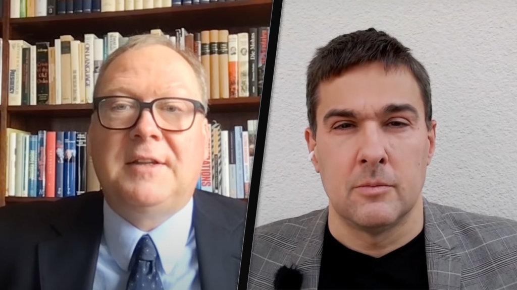 """""""Wir haben diktaturähnliche Zustände"""" – Max Otte will Vorsitzender der Werte-Union werden"""