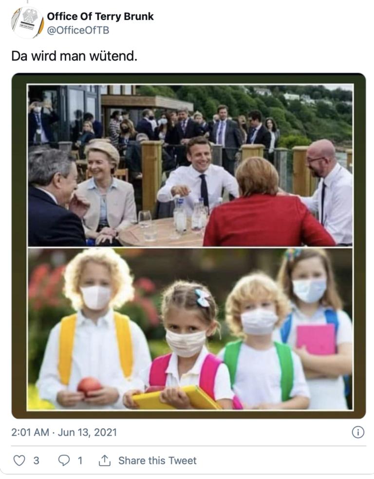 Masken fürs Volk, Freiheit für die Regierenden – reitschuster.de
