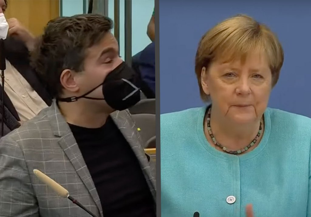 """Nach Clinch mit Merkel: Spiegel erklärt mich zum """"Gewinner des Tages"""""""