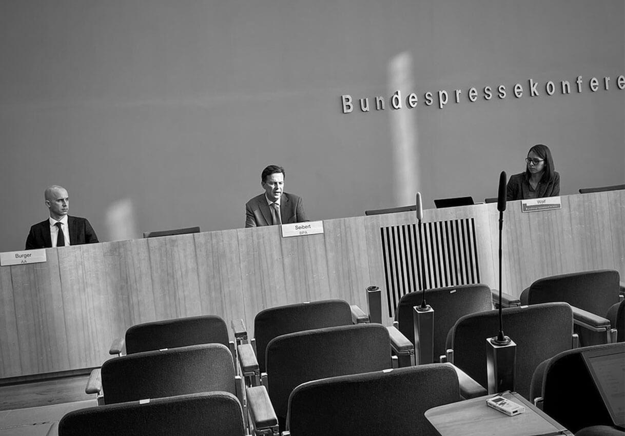 Bundespressekonferenz schafft sich ab