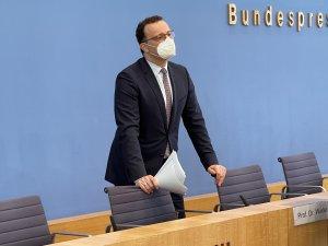 Jens Spahn, Bundespressekonferenz, Hart aber fair, Bundesgesundheitsminister, Reitschuster